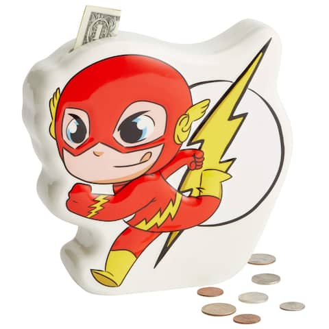 DC Superfriends The Flash Coin Bank