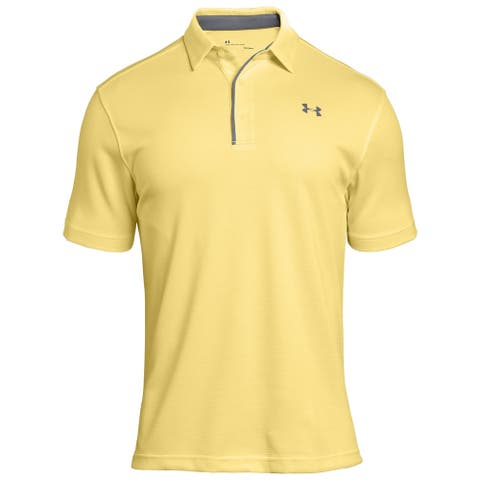 Under Armour Mens Polo Shirt Quick Dry Performance