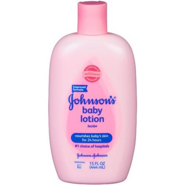 JOHNSON'S Baby Lotion 15 oz