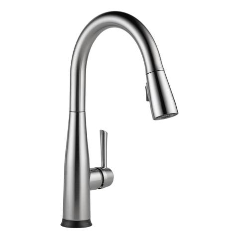 Delta 9113T-DST Essa Pull-Down Kitchen Faucet with On/Off Touch