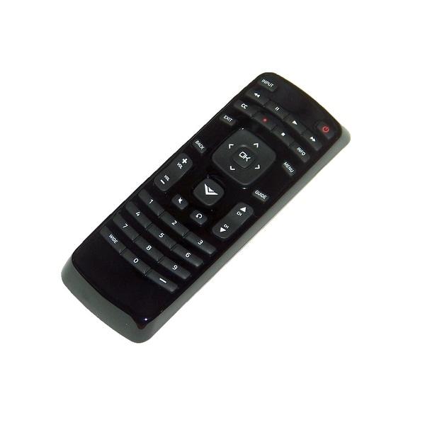 OEM Vizio Remote Control: E320A0, E320-A0, E320AR, E320-AR, E321VT, E321-VT