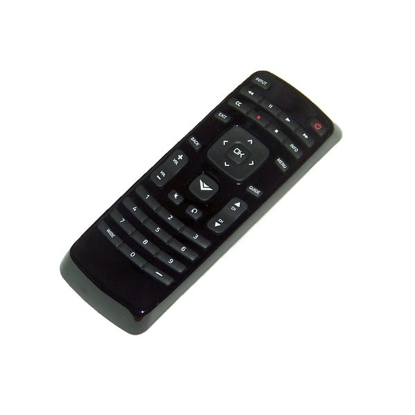 OEM Vizio Remote Control: E550-VL, E551VL, E551-VL