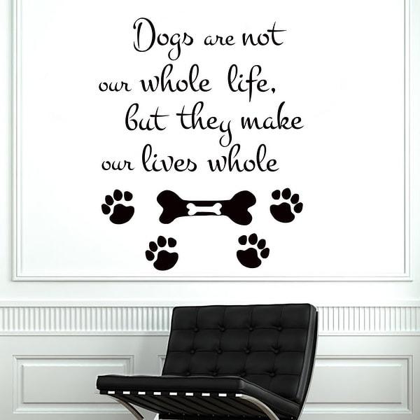 Dog Wall Decals Grooming Vinyl Sticker Vet Shop Decal Grooming Sticker Pet Shop Decal Animal Wall Art Home Decor. Opens flyout.