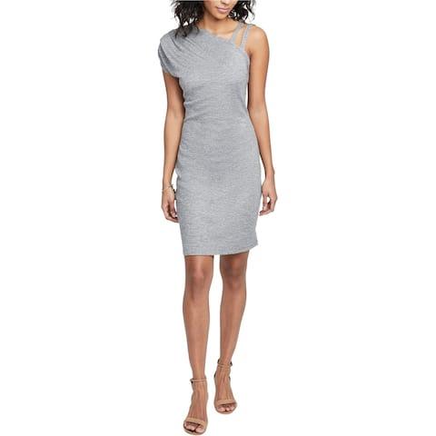 Rachel Roy Womens Zeta One Shoulder Dress