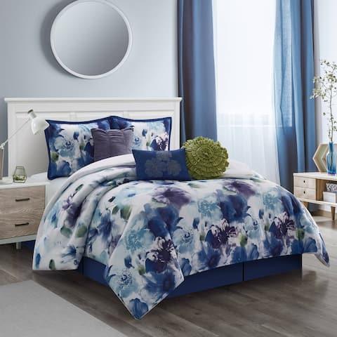 Grand Avenue Leela 7 Piece Comforter Set