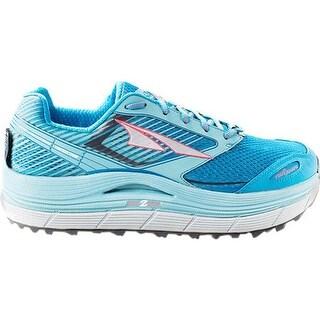 Altra Footwear Women's Olympus 2.5 Trail Shoe Blue
