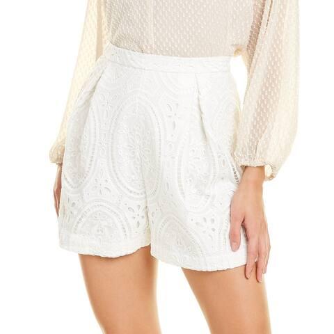 Ml Monique Lhuillier Lace Short