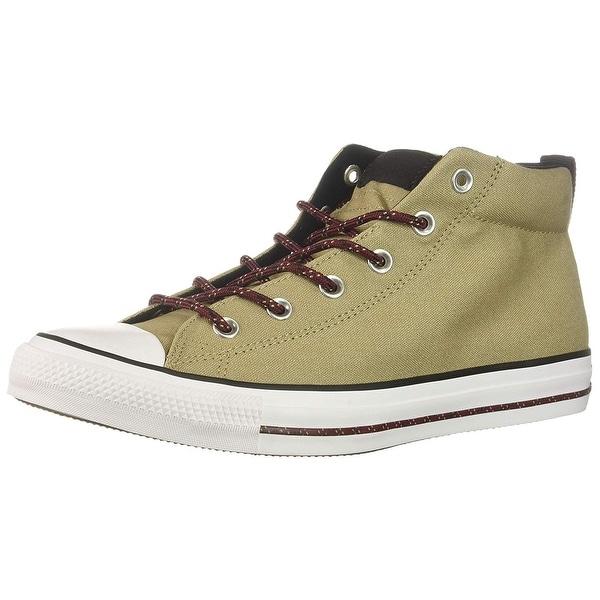 b0b0e2c730ea Shop Converse Men s Chuck Taylor All Star Street Mid Sneaker