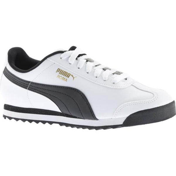 531ef30657b986 ... Men s Shoes     Men s Sneakers. PUMA Men  x27 s Roma Basic White Black