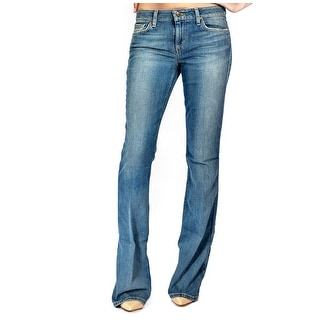 Visionnaire Skinny Bootcut Jean In Talia