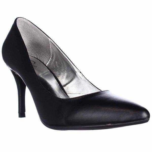 1.4.3 Girl Owanda Stiletto Pump Heels, Black