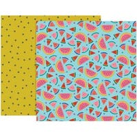"""#18 - Paige Evans Pick Me Up Double-Sided Cardstock 12""""X12""""(25/Pack)"""