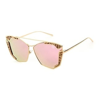 Street Affaries Arthur Sunglasses In Pink - One Size