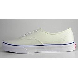 Vans - Authentic Core Classics (White) Skate Shoes, 5.5 Mens