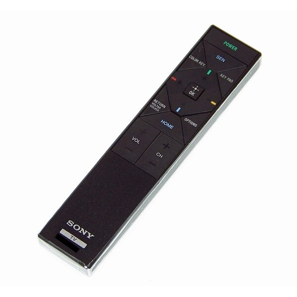 OEM Sony Remote Control Specifically For: KDL65W850A, KDL-65W850A, KDL55W801A, KDL-55W801A, XBR55X900A, XBR-55X900A