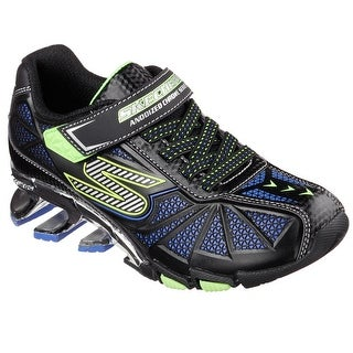 Skechers 95582 BKLM Boy's MEGA BLADE 3.0 Training