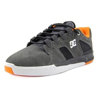 DC Shoes Maddo Men Round Toe Leather Skate Shoe