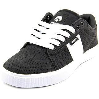 Osiris Rebound VLC Men Round Toe Synthetic Black Skate Shoe