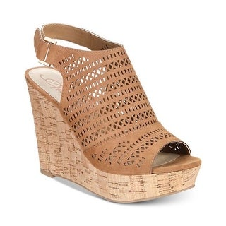 Link to American Rag Womens Charlizec Open Toe Special Occasion Platform Sandals Similar Items in Women's Shoes