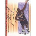 Mamadou NDiaye Denver Nuggets 2001 Upper Deck Encore Star Signatures Autographed Card Certified Au