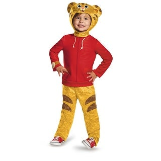 Toddler Daniel Tiger Classic Halloween Costume