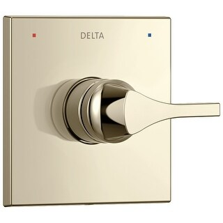 Delta T14074  Zura Single Function Pressure Balanced Valve Trim Only with Single Lever Handle