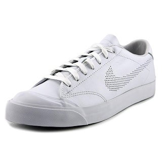 Nike All Court 2 Men Round Toe Leather Sneakers