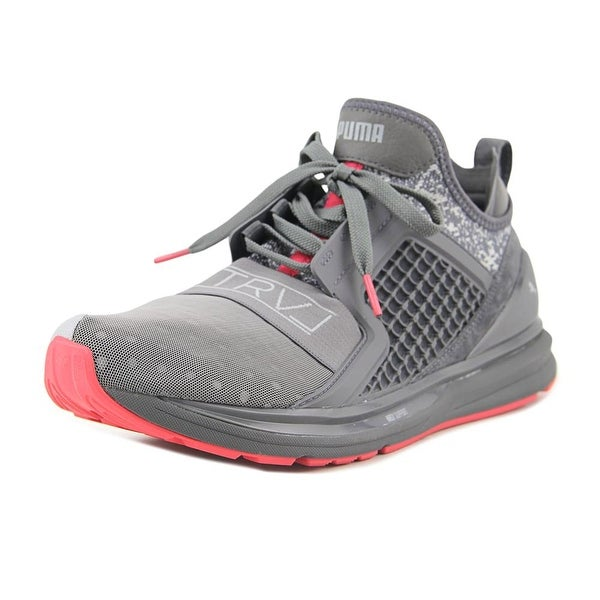 Shop Puma x Staple Ignite Limitless Men Round Toe Synthetic Gray ... c0a003564