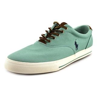 Polo Ralph Lauren Vaughn Canvas Fashion Sneakers