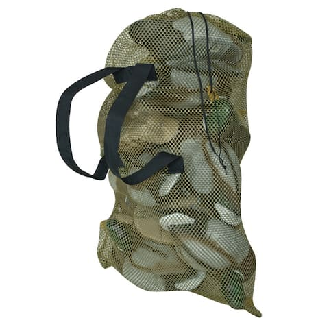 Mossy oak mo-wwdbm mo decoy bag med green 30x50