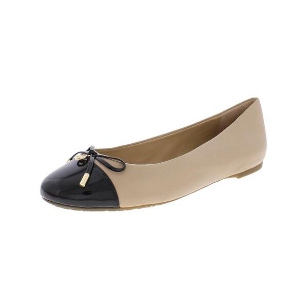 1e58a9f326c Shop MICHAEL Michael Kors Womens Melody Ballet Flats Leather Patent ...