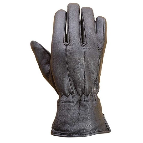 Shop Premium Lambskin Mens Winter Driving Dress Gloves Thermal Lined