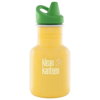 Klean Kanteen Kid Classic Sippy 12Oz School Bus