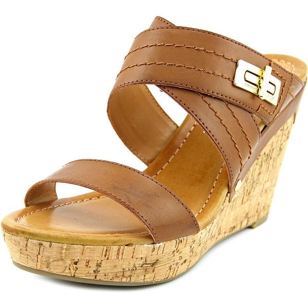 Tommy Hilfiger Mili2 Women  Open Toe Synthetic  Wedge Sandal