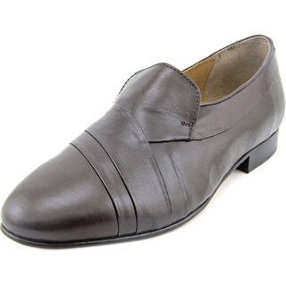 Giorgio Brutini Pierce Round Toe Leather Loafer