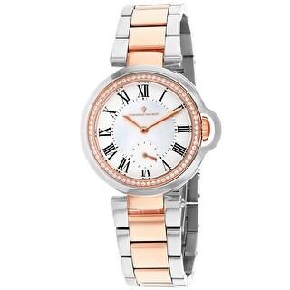 Christian Van Sant Women's Cybele CV0234 Mother of Pearl Dial watch