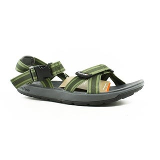 Bogs Mens Green Ankle Strap Sandals Size 12