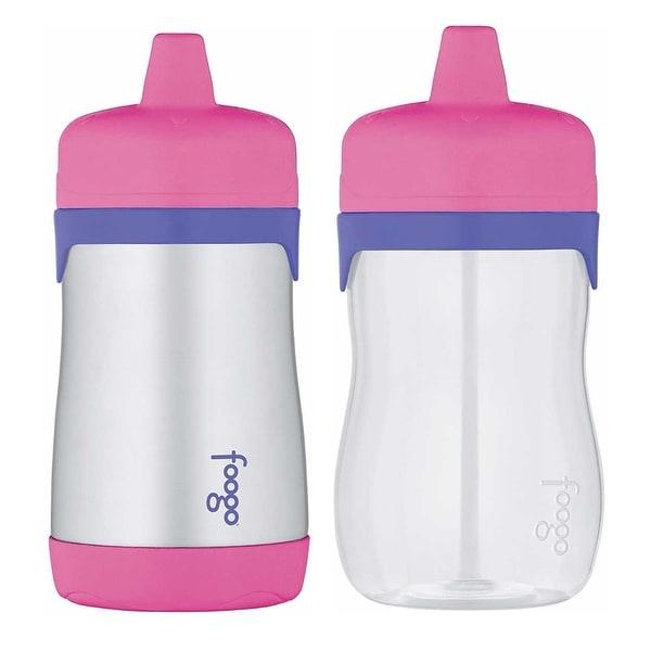Thermos Foogo 10oz & 11oz Sippy Cups (Pink/Purple)