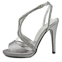 Caparros Womens Eldorado Open Toe Special Occasion Slingback Sandals