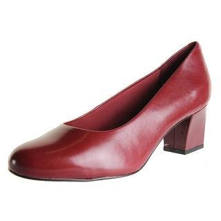 Trotters Womens Candela Kitten Heels Leather