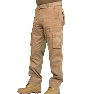 Outback Rider Men's Solid Twill Cargo Pant|https://ak1.ostkcdn.com/images/products/is/images/direct/ee6c79b5002a8723d2c9cc758bd0610da1208b69/Outback-Rider-Men%27s-Solid-Twill-Cargo-Pant.jpg?impolicy=medium
