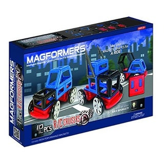 Magformers R/C Cruisers 42-Piece Building Set