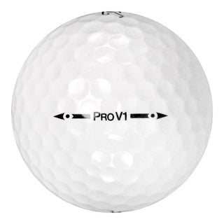 60 Titleist ProV1 - Value (AAA) Grade - Recycled (Used) Golf Balls
