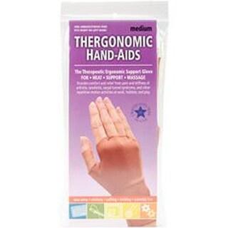 Medium - Thergonomic Hand-Aids Support Gloves 1 Pair