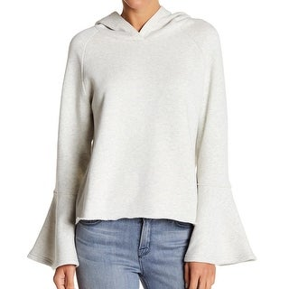 Melrose and Market Women's Small Bell-Sleeve Hooded Sweater