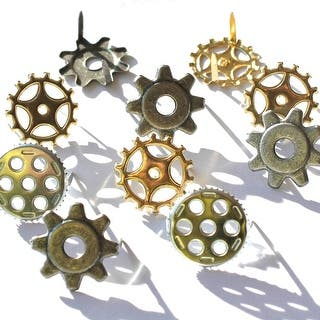 Eyelet Outlet Shape Brads 12/Pkg-Gears|https://ak1.ostkcdn.com/images/products/is/images/direct/ee7053544850a64f1983f9f76804ca1da041fed5/Eyelet-Outlet-Shape-Brads-12-Pkg-Gears.jpg?impolicy=medium