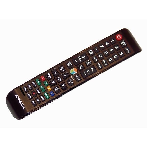 OEM Samsung Remote Control Originally Supplied With: PN58B860, SYNCM173P