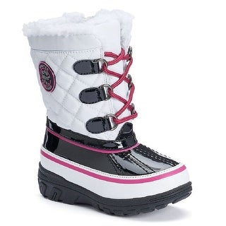 Totes Little Girls Winter Boots Sophie