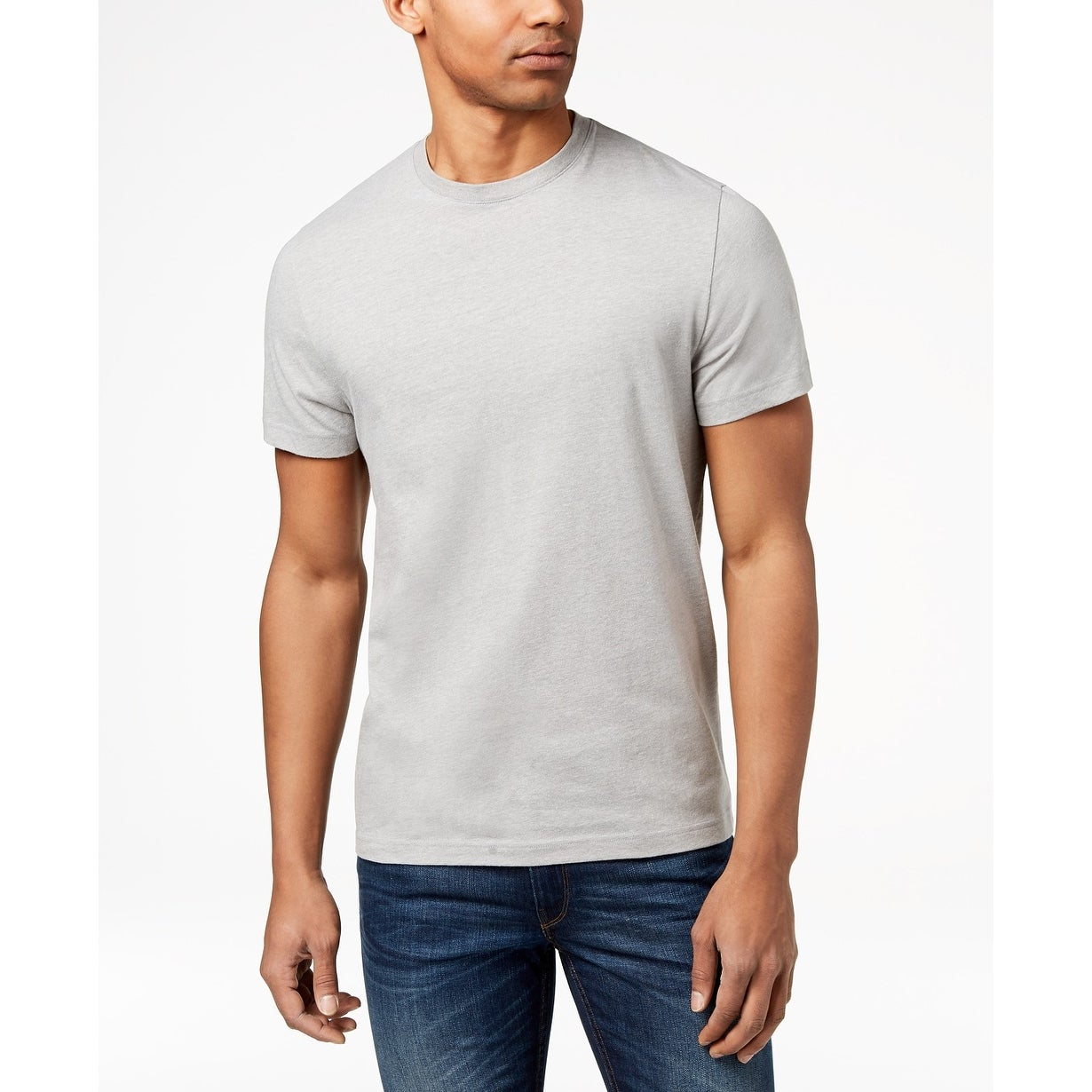 281f4048 Hanes Mens Slim Fit Short Sleeve Plain T Shirt – EDGE Engineering ...