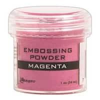 Magenta - Embossing Powder 1Oz Jar